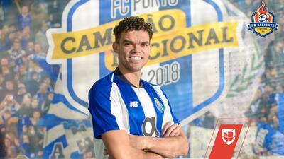 Oficial: Pepe vuelve al Porto y será compañero de Herrera y Tecatito