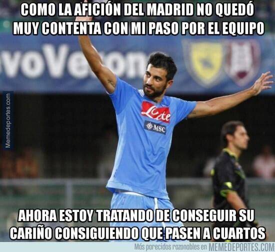 Los memes del triunfo del Madrid en casa ante el Napoli MMD_981364_albio...