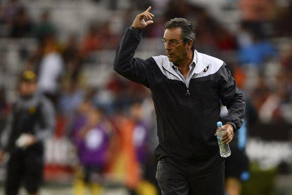 La otra fue en contra de Miguel ''El Piojo'' Herrera cuando llegó a la s...