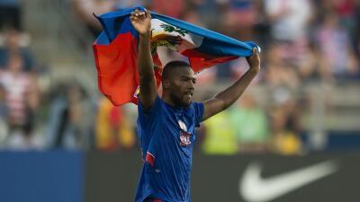 Haití ganó el global con marcador de 6-1