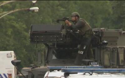 Equipo SWAT tuvo que atender disputa doméstica en el sur de Chicago