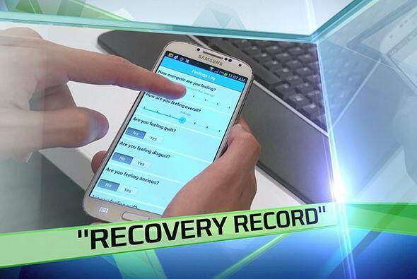 En el programa también se habló de Recovery Record, un app que se utiliz...
