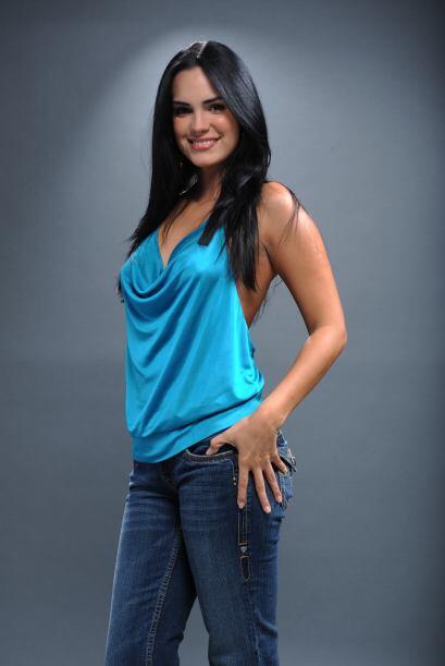 Rogelio o Vadhir son los favoritos de esta actriz.