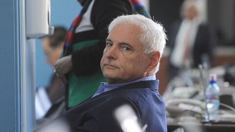 El expresidente panameño Ricardo Martinelli es investigado en su...