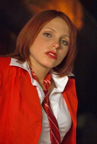"""Karla Cossío es conocida por la telenovela """"Rebelde"""" en donde dio vida a..."""