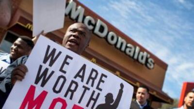 Salario mínimo Chicago. (Imagen de archivo)