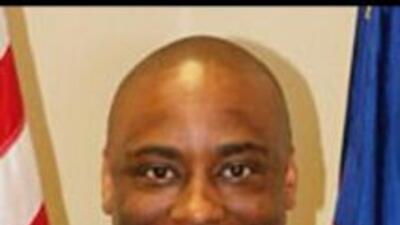 Jefe de la policía del condado de Clayton, Victor Hill. (Imagen de Twitter)
