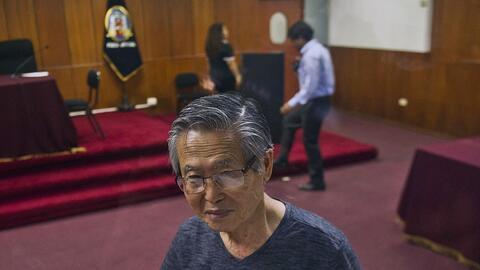 Alberto Fujimori, expresidente peruano