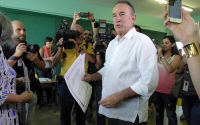 Empresaio excandidato independiente a la Gobernación de Puerto Ri...