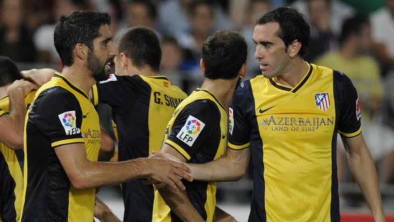 El vigente campeón de España ganó con lo justo en Almería.