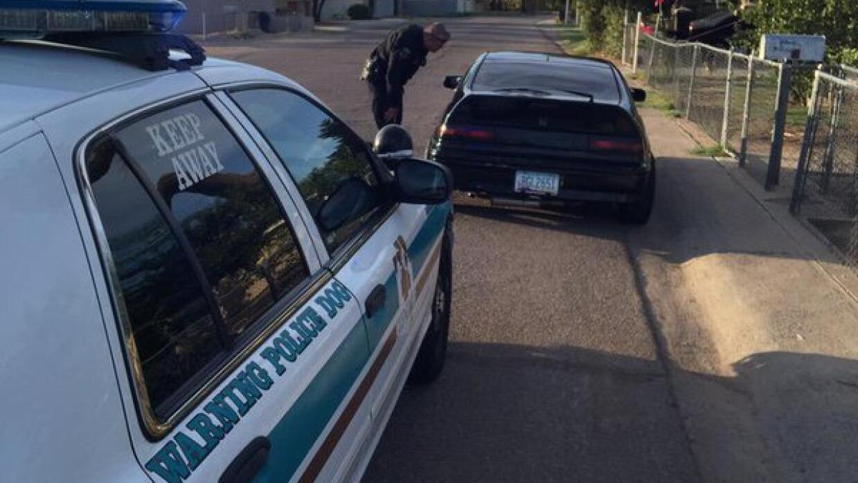 Policía de Glendale