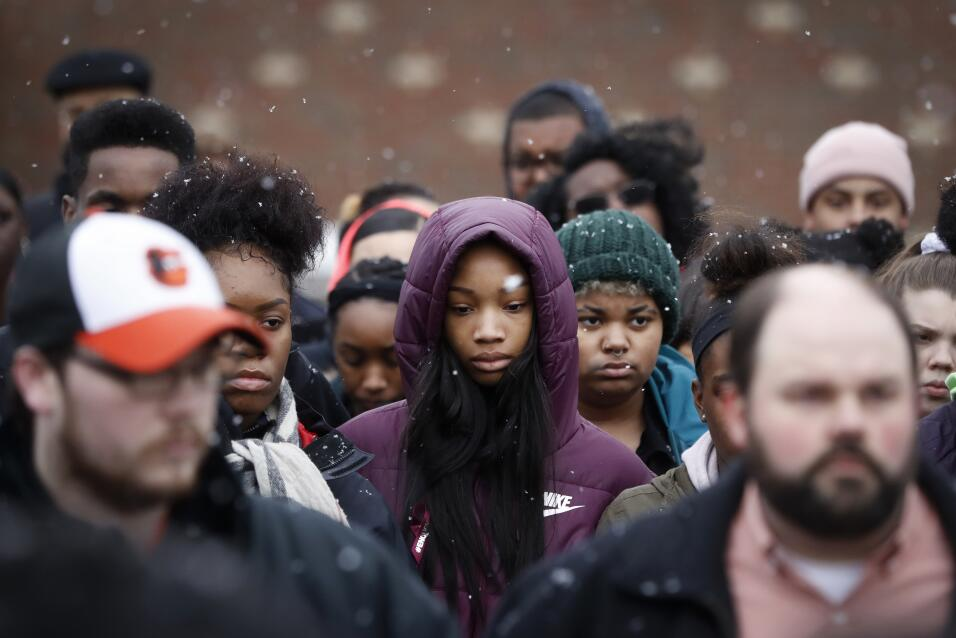 Protesta estudiantes