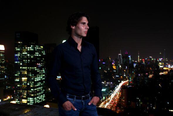 Rafael Nadal fue elegido para liderar una campaña de consumo responsable...