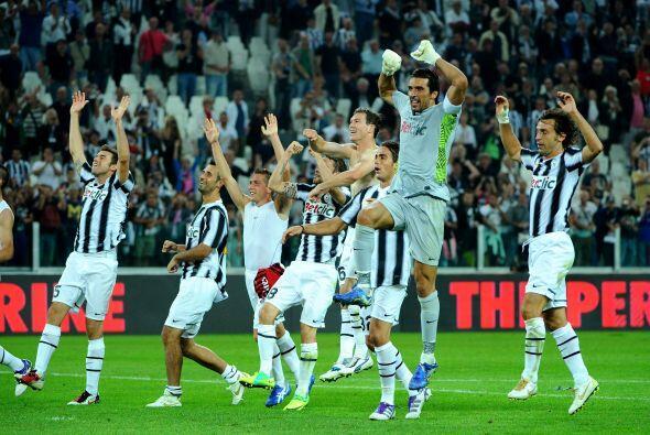 Juventus se imponía en un duelo clave.
