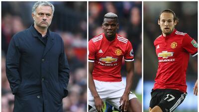 Mourinho ya tiene en mente una barrida en el United para la próxima temporada