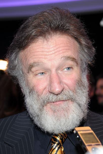 Robin Williams debutó con el papel de un tigre de Bengala en Broadway. E...