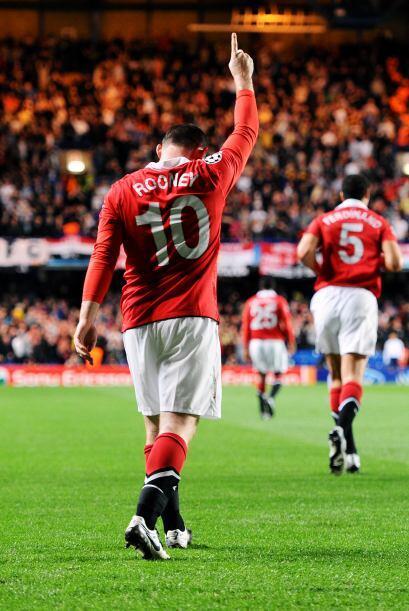 De este modo, Rooney ha tenido una semana redonda en términos de goles.