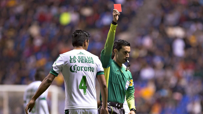 El equipo de Chiapas fue el más afectado