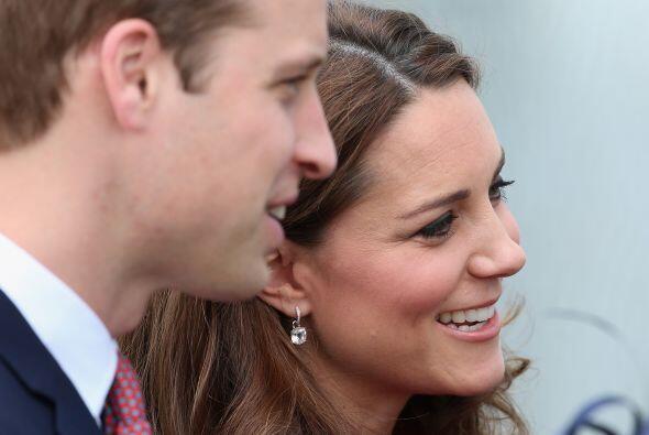El matrimonio real aún no revela el sexo de su segundo retoño y al parec...
