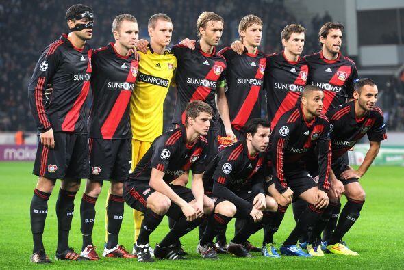 Enfrente tendrán al Leverkusen, segundo puesto del grupo E, por encima d...