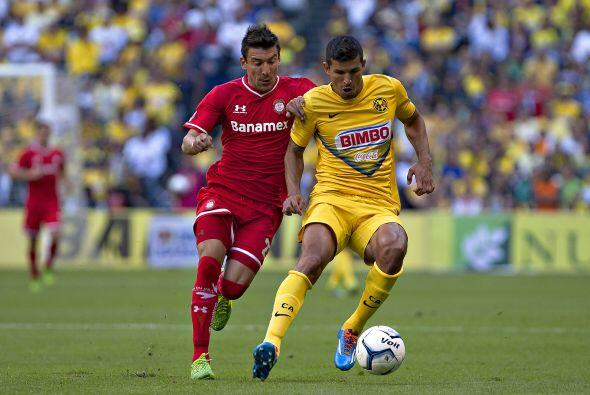 El 'Maza' Rodríguez sufrió muchísimo durante el tiempo que Edgar Benítez...