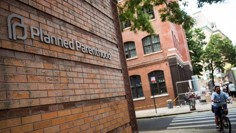 Una clínica Planned Parenthood en Nueva York