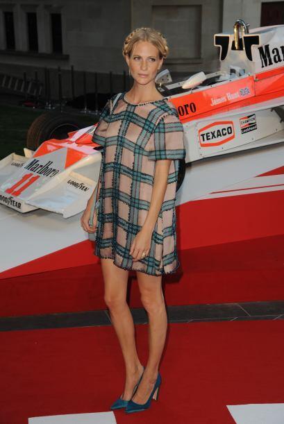 Poppy Delevigne, es una de las modelos británicas más reconocidas.