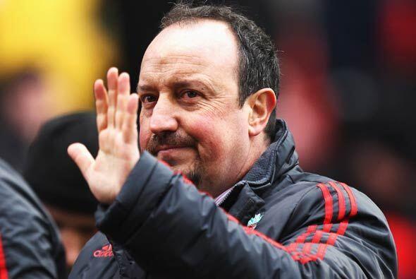 Este resultado puede ser el adiós del técnico del Liverpool Rafael Benítez.