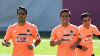 Los jugadores quieren un triunfo ante Monterrey en el Omnilife.
