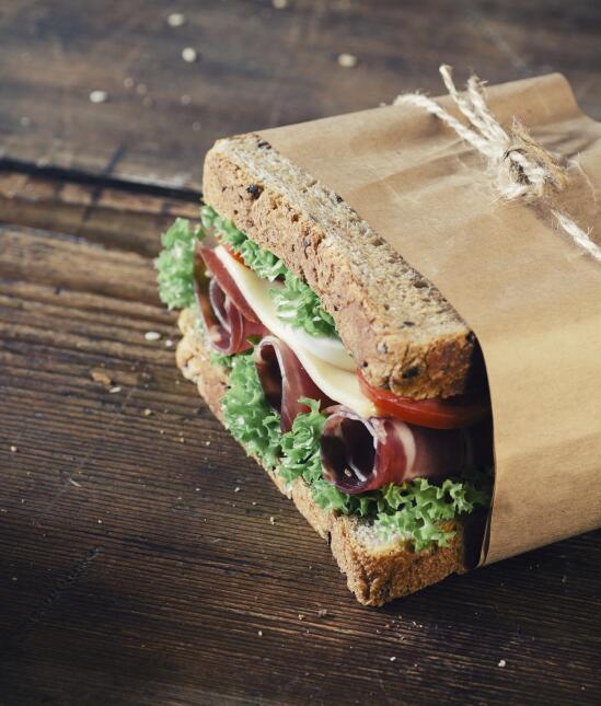 12 sándwiches que puedes armar en menos de 15 minutos este National Sand...
