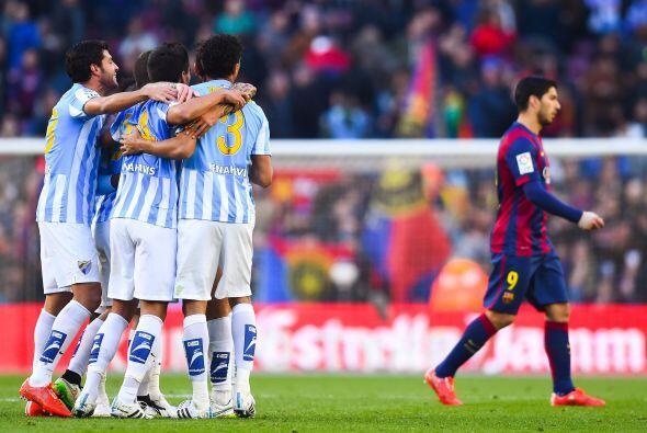 Así es el fútbol, unos ríen y otros lloran.