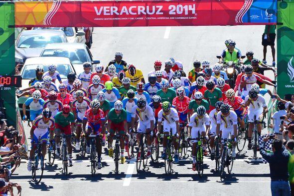 El venezolano Carlos Galviz dio a su país otra presa dorada al cruzar pr...