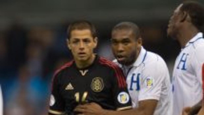 México y Honduras se ven las caras en duelo amistoso.