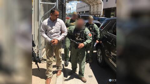 Ysidro Mendoza-Guzmán, de 33 años, fue entregado a represe...