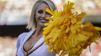 Los fans y las porristas nos cuentan el magnífico ambiente que hubo en la Semana 10 de la NFL