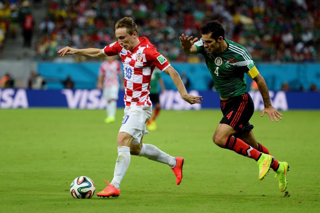 Kovac quiere que Marco Fabián aprenda  a jugar de 10 estilo Croacia Gett...