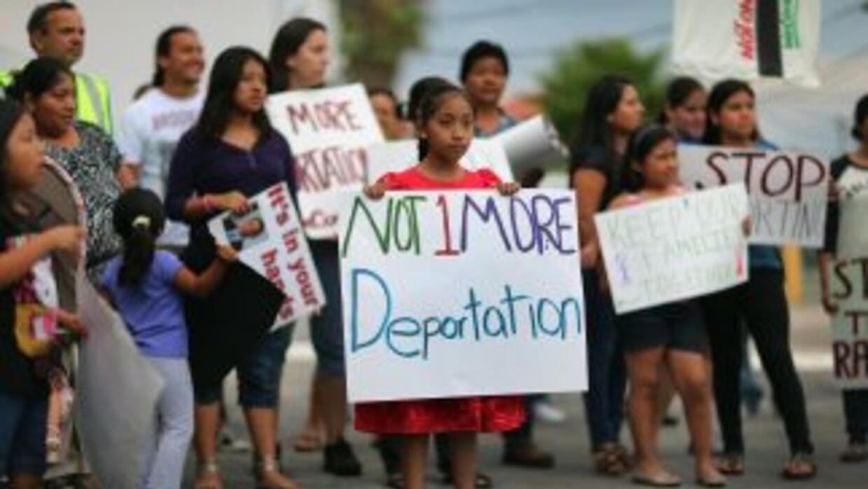 La ausencia de una reforma migratoria deja abierta la puerta de las depo...