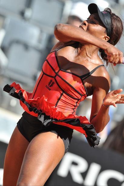5° La estadounidense Venus Williams