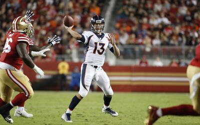 Trevor Siemian es la apuesta de los Broncos para ser el QB en 2017.