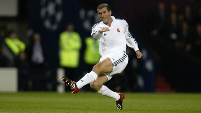 Los 10 mejores | La exquisita volea de Zinedine Zidane: una obra de arte para contemplar mil veces