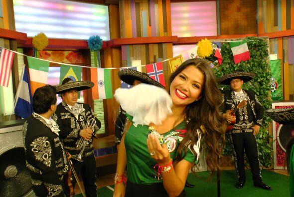 La más contenta con las predicciones de 'Chicharito Vidente' fue Ana Pat...