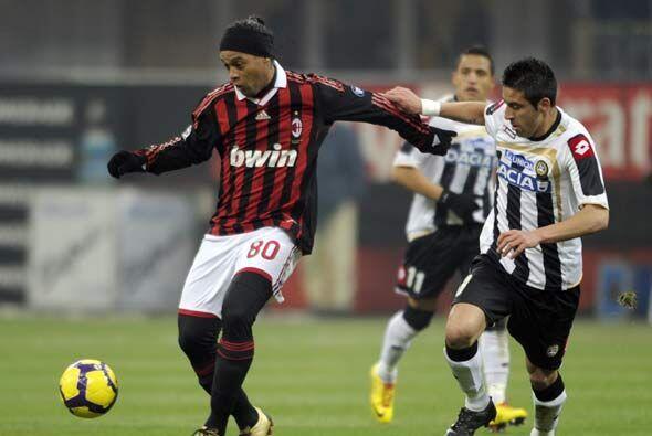 Un día antes el AC Milan había recibido al Udinese.