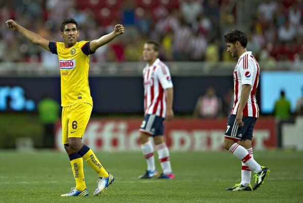 Una de las primeras metas que lograron en el Clausura 2013 fue ganar los...