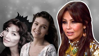 El regreso de Thalía a las telenovelas es casi imposible, así lo revela productor