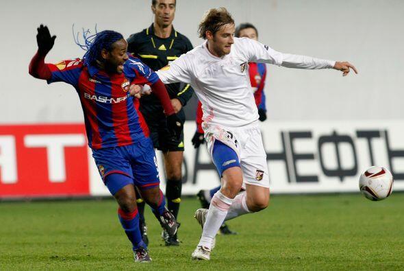 El CSKA se midió ante un rival complicado, el Palermo italiano.