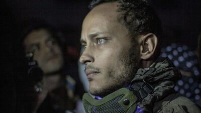 """""""Querían entregarse"""": habla la esposa del piloto rebelde Óscar Pérez ejecutado durante su captura en Venezuela"""