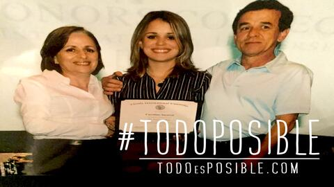 Conoce mejor a Carolina Sarassa, la anfitriona del podcast de 'Todo Es P...