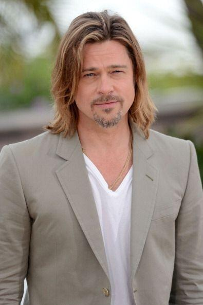 ¡Cómo olvidar al sexy de Brad Pitt con el cabello largo en...