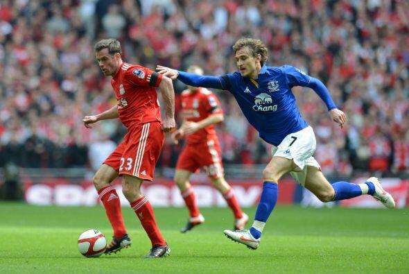 Pero los 'Reds' no bajaron los brazos y en la segunda parte se hicieron...