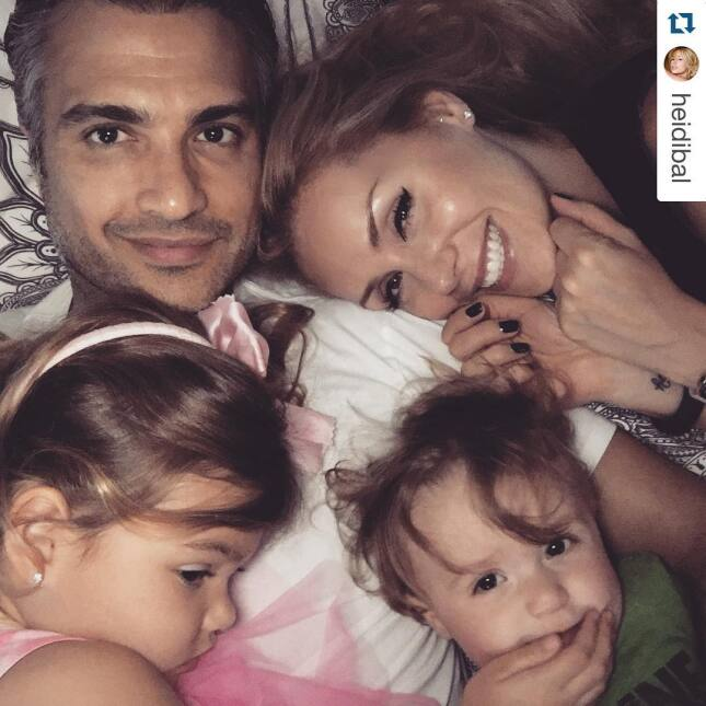 Jaime Camil presume en redes sociales a su hermosa familia